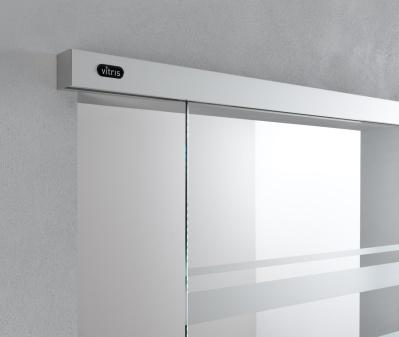 Agile Glas-Schiebetür Hannover